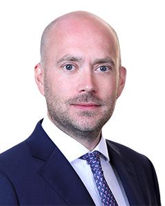 Nicholas Davies, Partner, Walkers