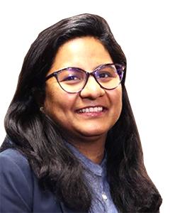 Sonam Gupta, Partner, Bharucha & Partners