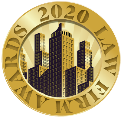 The Philippines Law Firm Awards 2020 badge