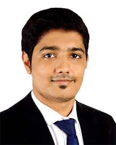 Abhimanyu Chandan Rajguru, Associate, SNG & Partners