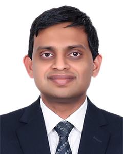 Arjun Krishnamoorthy, Senior associate, J Sagar Associates