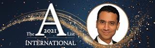 Ashok Lalwani, Baker McKenzie - International A-List 2021