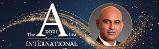 Raja Bose, K&L Gates - International A-List 2021