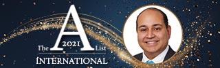 Ranajoy Basu, McDermott Will & Emery - International A-List 2021