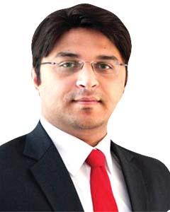 Aditya Vikram Dua, Senior associate, SNG & Partners