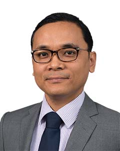 Agus Ahadi Deradjat, Partner, ABNR, Jakarta