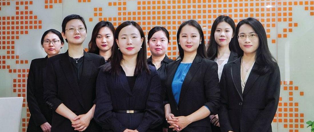 BGI-Genomics-in-house-counsel-team