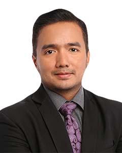 John Paul M Gaba, Partner, ACCRALAW, Manila