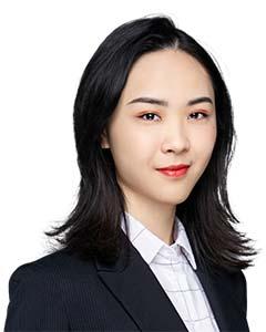 何嘉欣, He Jiaxin, Associate, ETR Law Firm