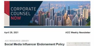 Association of Corporate Counsel HK launches AI-driven newsletter