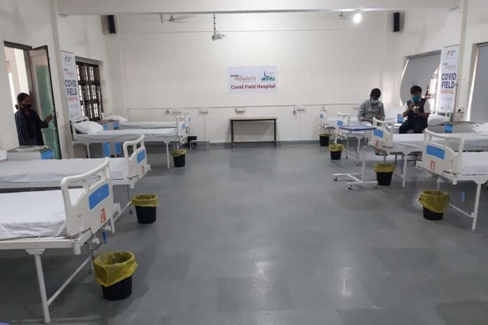 Lawyers convert Delhi school into hospital for covid relief, Asia Business Law Journal