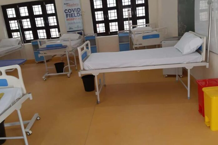 Lawyers convert Delhi school into hospital for covid relief, India Business Law Journal