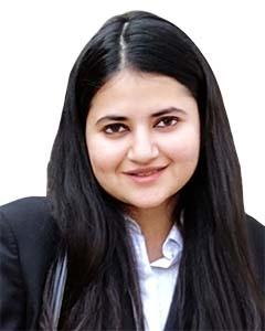 Smrita Sinha, Associate, LexOrbis