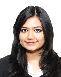 Tanvi Tekriwal, Associate, HSA Advocates