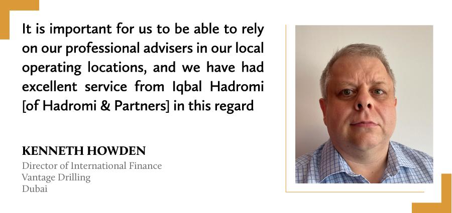 Kenneth-Howden,-Director-of-International-Finance,-Vantage-Drilling,-Dubai