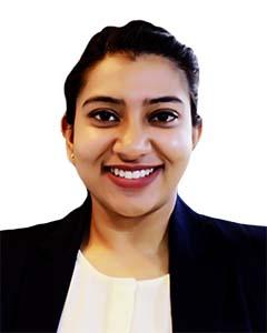 Malyashree Sridharan, Associate partner, LexOrbis