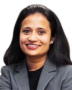 Shreya Sircar, Partner, Bharucha & Partners