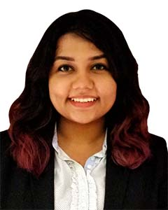 Aarushi Mishra, Associate, LexOrbis