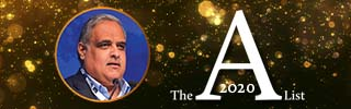 IBLJ A-list 2020 - Ameet Datta