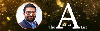 IBLJ A-list 2020 - Amit Aggarwal