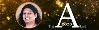 IBLJ A-list 2020 - Veena Sivaramakrishnan