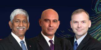 Looking east, Sreenivasan Narayanan, Raja Bose and Rob Houston, K&L Gates Straits Law