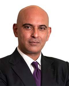 Raja Bose, Partner, FCIArb, FSIArb, K&L Gates Straits Law in Singapore, Tel_+65 6507 8125, Email_Raja.bose@klgates.com
