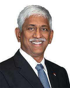 Sreenivasan Narayanan, Managing Partner, Singapore office K&L Gates Straits Law in Singapore Senior Counsel, FCIArb, FSIArb, Tel_+65 6713 0234, Email_Sreeni.narayanan@klgates.com