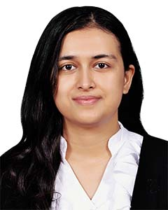 Arunima Vijay is an associate at L&L Partners