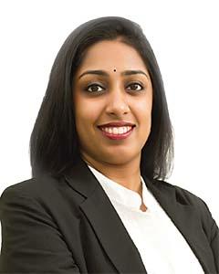 Charanya Lakshmikumaran, Partner, Lakshmikumaran & Sridharan