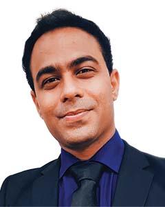 Dheeraj Kapoor, Managing associate, LexOrbis