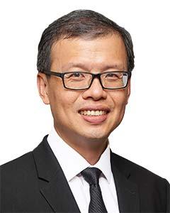 Kelvin Poon, Disputes partners, Rajah & Tann