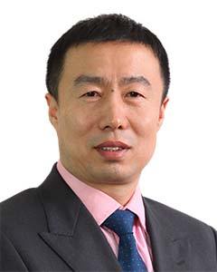 Liu Zongjie, Senior patent counsel, Corner Stone & Partners
