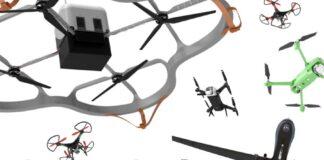 New drone rules test flight