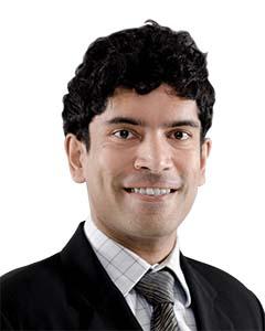 Vikram Nair, Disputes partner, Rajah & Tann