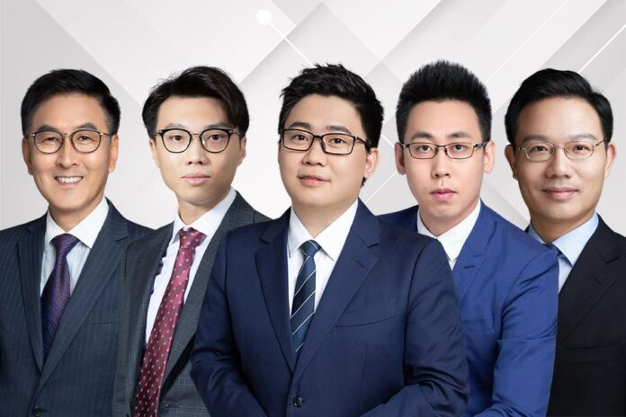 刘巍-Liu-Wei-马隽宁-Justin-Ma-金田-Jin-Tian-张龙-Zhang-Long-蒋利玮-Jiang-Liwei
