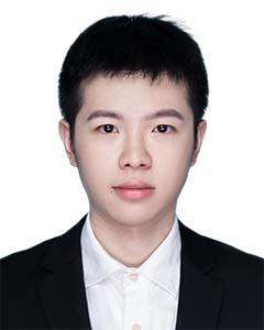 黄乾元, Huang Qianyuan, Paralegal, ETR Law Firm