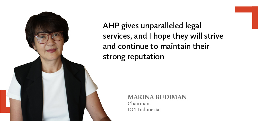 indonesia law firm awards quote